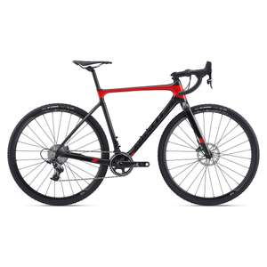 Rennrad Cyclocross Giant TCX ADVANCED Pro 1 (Carbon/Force CX1/Disc/8.1kg) - 2020 (XL)