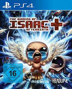 The Binding of Isaac: Afterbirth+ (PS4) für 15€ (Amazon Prime & eBay)