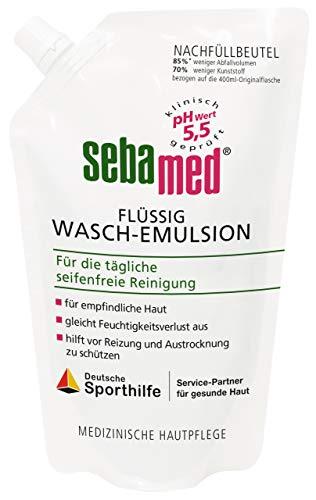 2 x sebamed Flüssig Waschemulsion Nachfüllbeutel 400 ml für nur 5,80 € bei amazon, im Sparabo sogar nur 5,52€