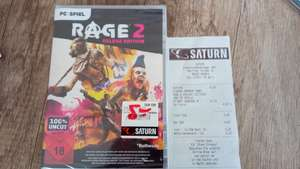 Rage 2 (PC) auch Deluxe Edition [Lokal Saturn / Senden]