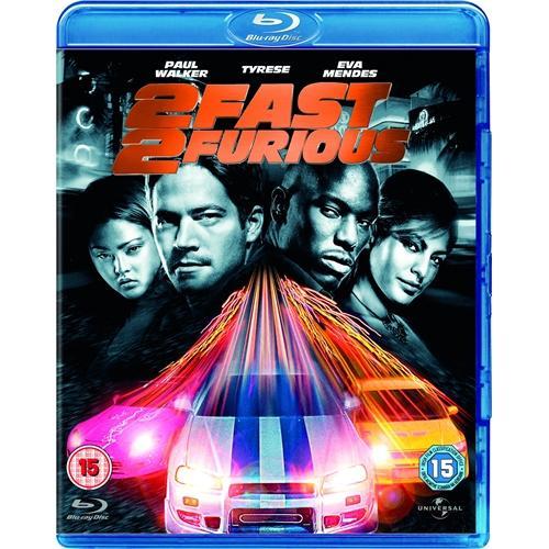 Blu-Ray - 2 Fast 2 Furious für €4,49 [@Play.com]