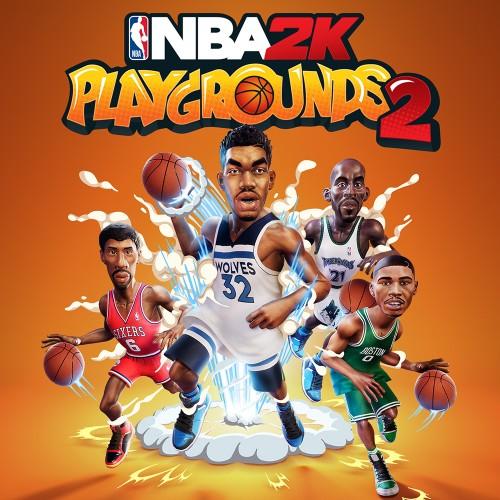 NBA 2K Playgrounds 2 (Switch) für 5,09€ oder für 3,96€ ZAF (eShop)