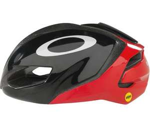 Oakley ARO5 Fahrradhelm MIPS, Gr. S, Gelb oder Rot