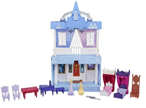Hasbro Disney Eiskönigin Pop-Up Abenteuer Schloss von Arendelle Spielset inkl. Elsa Puppe, Anna Puppe, Accessoires für 10,72€ (Amazon Prime)