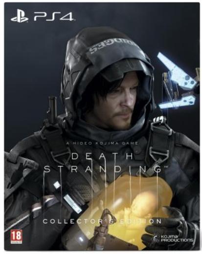 Death Stranding - Collectors Edition (PS4) für 158,62€ inkl. Versand (Fnac.com)