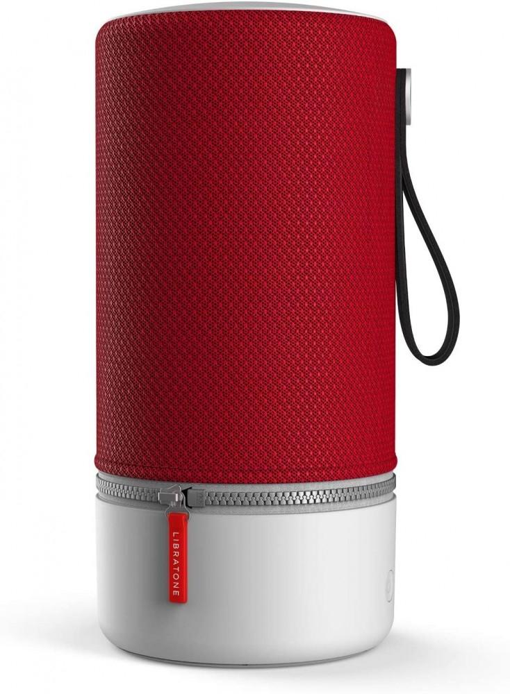 Libratone Zipp 2 Frosty Grey (Airplay 2, Alexa, eingebauter Akku)