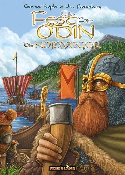 Ein Fest für Odin: Die Norweger Erweiterung (Grundspiel gibt's auch günstig)