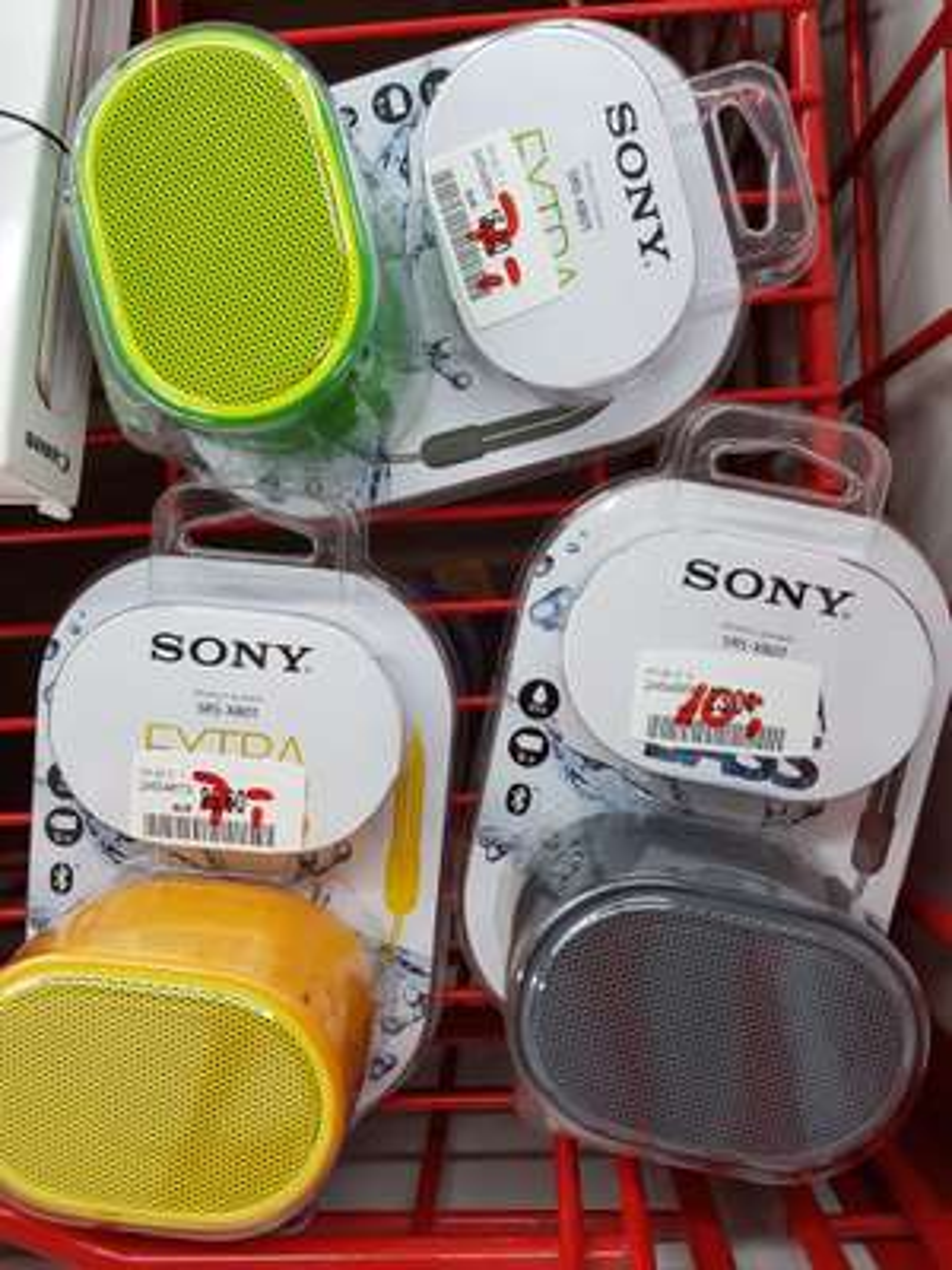 [Lokal] Media Markt Esslingen: Sony SRS-XB01 Bluetooth Lautsprecher