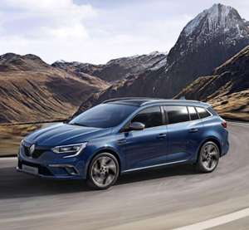 Privatleasing: Renault Megane Kombi (Vorführwagen) 60 Monate Laufzeit für 99€ im Monat / LF:0,42