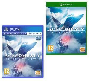 Ace Combat 7: Skies Unknown (Xbox One & PS4) für je 15,90€ (Amazon UK)