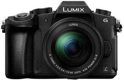 Panasonic Lumix DMC-G80 mit Objektiv Lumix G Vario 12-60mm 3.5-5.6 ASPH Power OIS (Amazon.it)