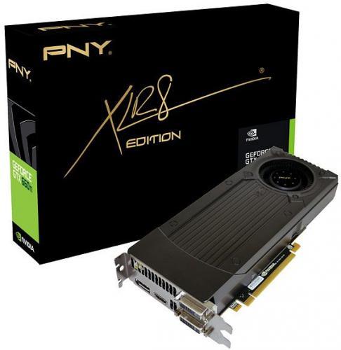 PNY GeForce GTX 660 Ti - 2 GB für 217€ inkl. Versand (7% Qipu)