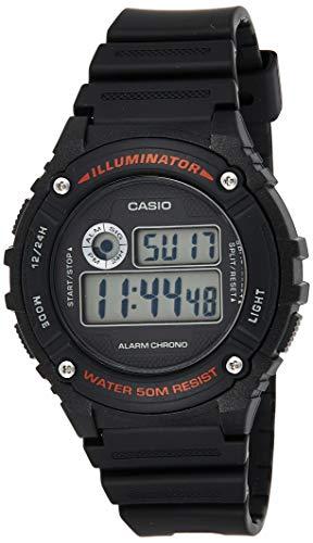 Casio Collection Unisex Armbanduhr W-216H (Amazon Prime)