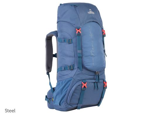 Nomad Batura 55 SlimFit Rucksack, 55L, 23x35x63cm, verschiedene Farben