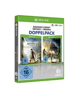 Assassin's Creed Odyssey + Assassin's Creed Origins DOPPELPACK XBOX / PS4