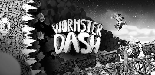Wormster Dash kostenlos für Android und iOS