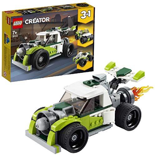 LEGO 31103 Creator 3-in-1 Raketen-Truck - AMAZON PRIME