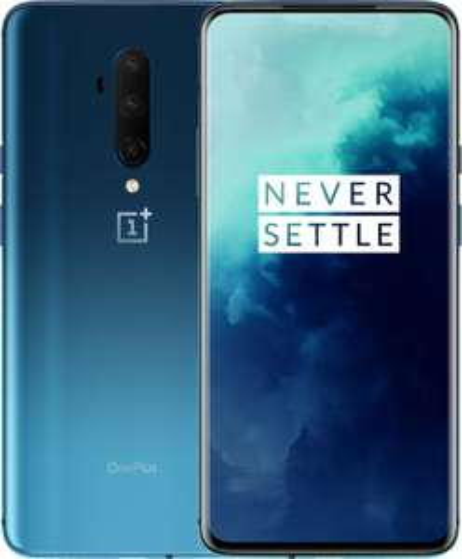"[Idealo] Oneplus 7T Pro Blau (6,67"" WQHD+ AMOLED 90Hz, 206g, 8/256GB, SD855+, NFC, 4085mAh, 482k AnTuTu)"