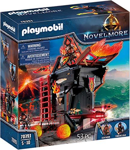Playmobil Burnham Raiders Feuerrammbock (70393) für 19,49€ (Amazon Prime & Müller Abholung)
