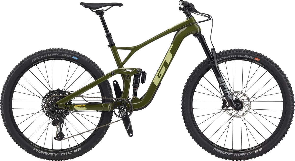 "MTB Fahrrad GT Bicycles Sensor Carbon Expert 29"" (Carbon/Eagle/14.1kg) - 2020 (M)"