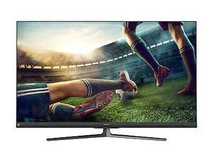 Hisense 55U8QF (55 Zoll 4K QLED TV, 120 Hz nativ, FALD Backlight, HDR10+, 1000 nits)