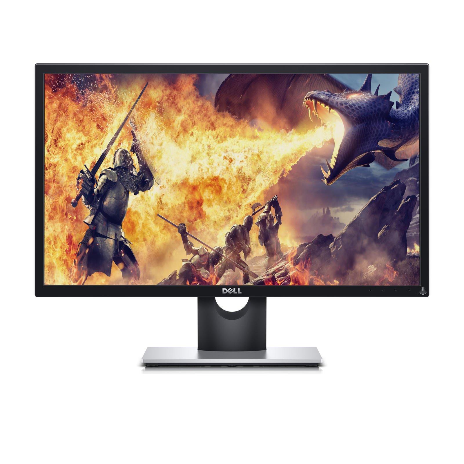 "Dell SE2417HGX (23.6"", FHD, TN, FreeSync bis 75Hz, 2x HDMI 1.4, VGA, ohne VESA, 3J Garantie)"