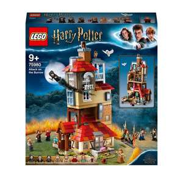Lego Harry Potter Fuchsbau 75980