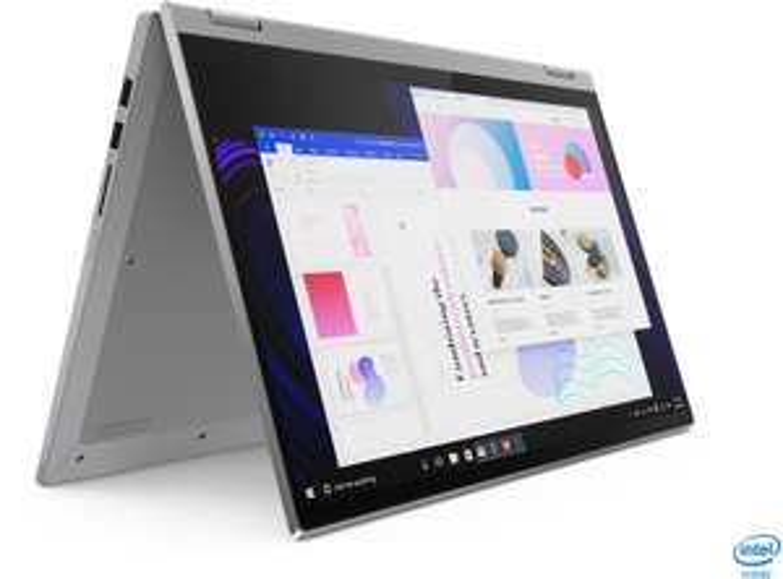 "Lenovo IdeaPad Flex 5 Convertible - 15"" FHD IPS Touch, i3-1005G1, 8GB RAM, 256GB NVMe SSD, Win10 für 484,21€ (NBB)"