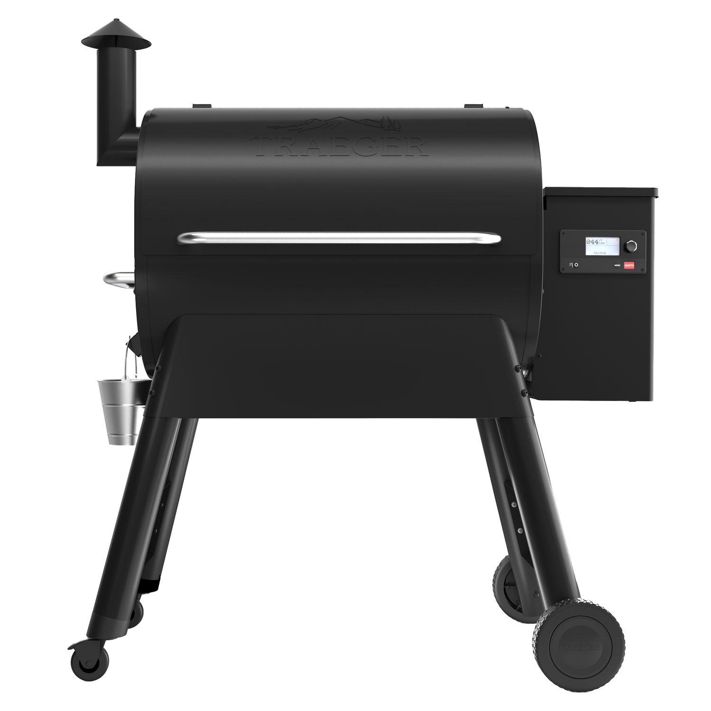 Traeger Pelletgrill Pro D2 780 - Black - Smoker