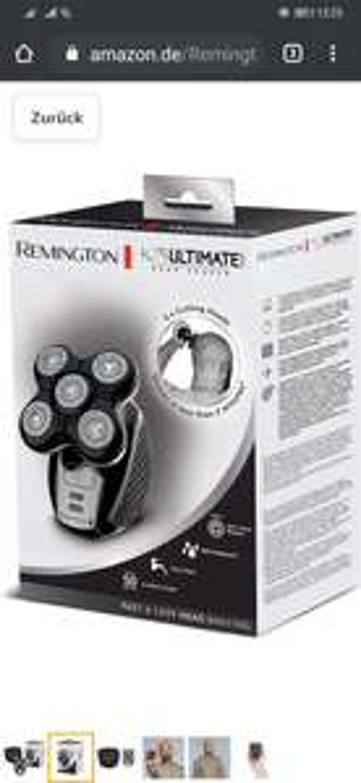 Remington RX 5 Glatzenrasierer.
