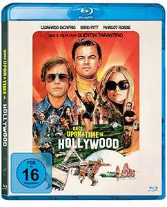 Once Upon A Time In… Hollywood (Blu-ray) für 7,39€ (Amazon Prime)