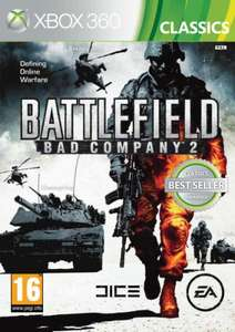 Xbox 360  - Battlefield: Bad Company 2
