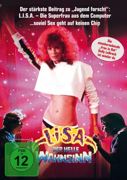 L.I.S.A. - Der helle Wahnsinn Limited Collector's Edition im Mediabook (Blu-ray + DVD) für 14,26€ (Thalia Club)