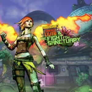 Borderlands 2 Commander Lilith & der Kampf um Sanctuary DLC (PC) kostenlos (Epic Store)