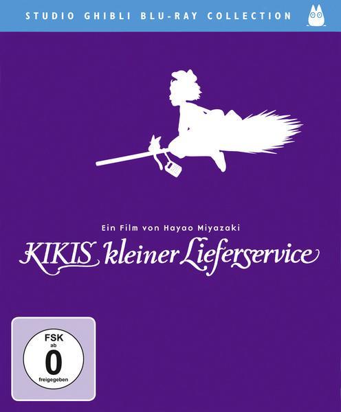 Kikis kleiner Lieferservice (Studio Ghibli Collection Blu-ray) für 11,30€ (Thalia Club)