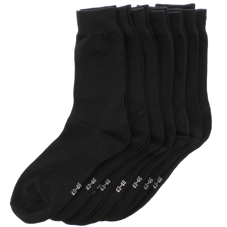 [Action] 7 Paar schwarze Socken