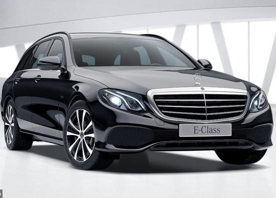 Gewerbeleasing: Mercedes-Benz E 300 de T Hybrid 2.0 / 316 PS für 259€ (netto) im Monat inkl. Haustürlieferung - LF: 0,49