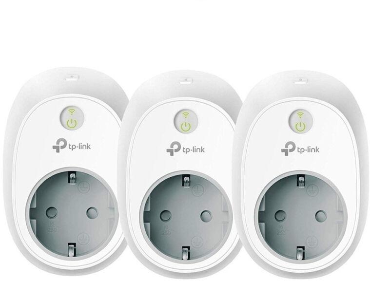 3 Stück TP-Link Kasa HS100 Smart Plug WLAN Steckdose geeignet für Alexa Google Home usw. für 36,90€ inkl. Versandkosten