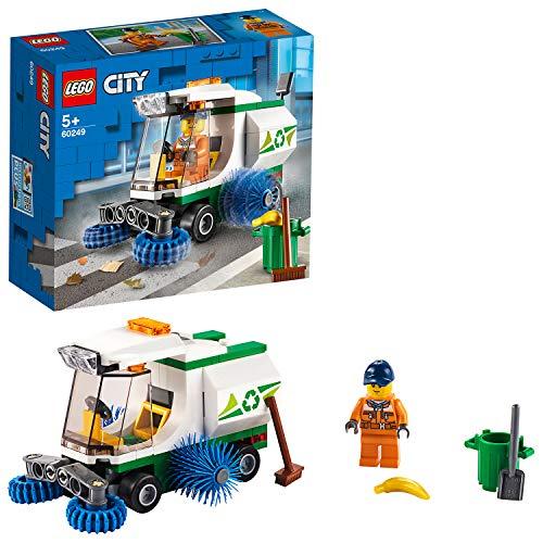 LEGO City - Straßenkehrmaschine (60249) für 6,32€ (Amazon Prime & Real Abholung)