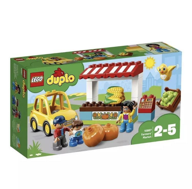 [Lokal Smyths Wiesbaden] Lego Duplo 10867 Bauernmarkt für 10€