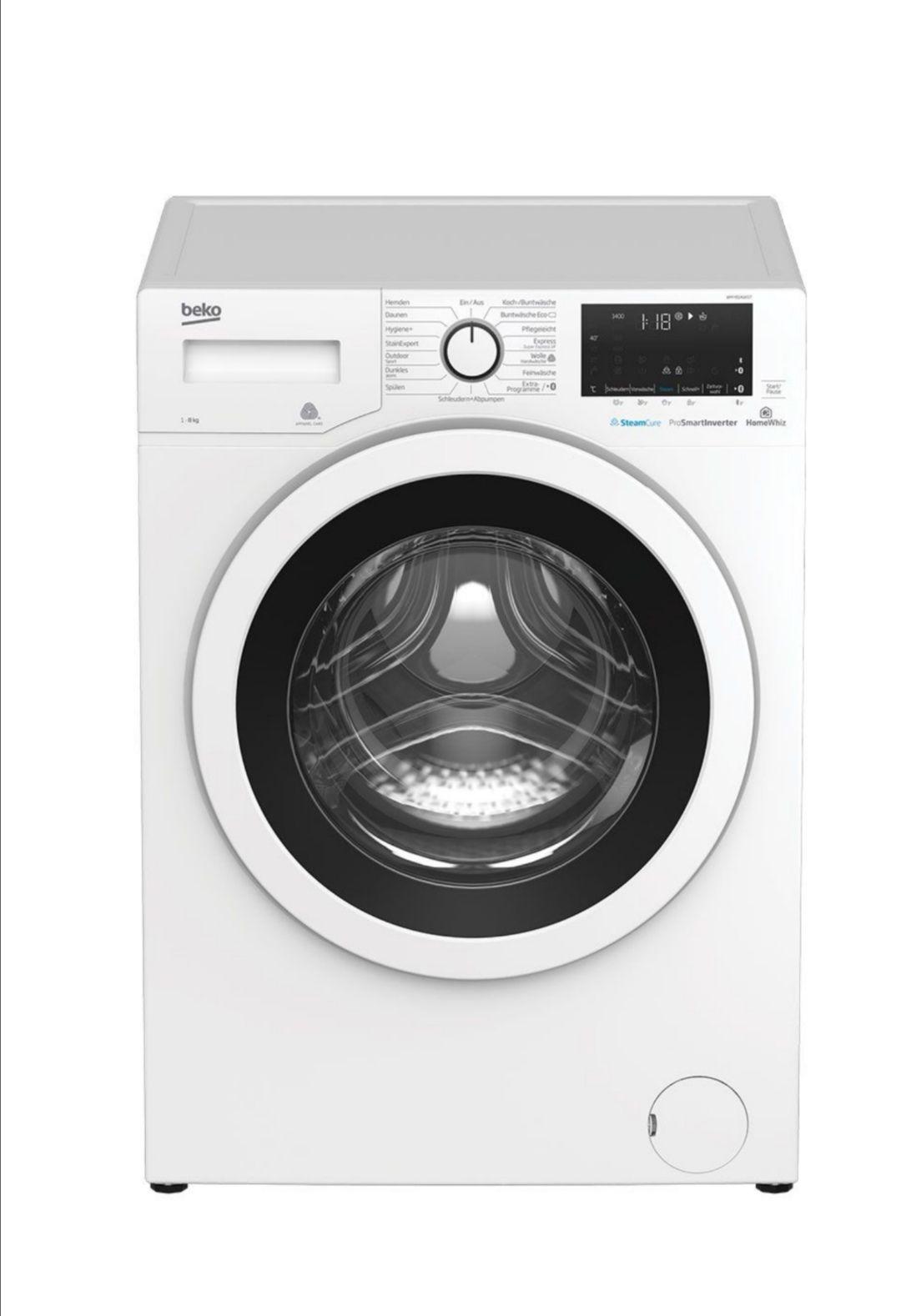 Beko Waschmaschine WMY81466ST Lidl Online-Shop