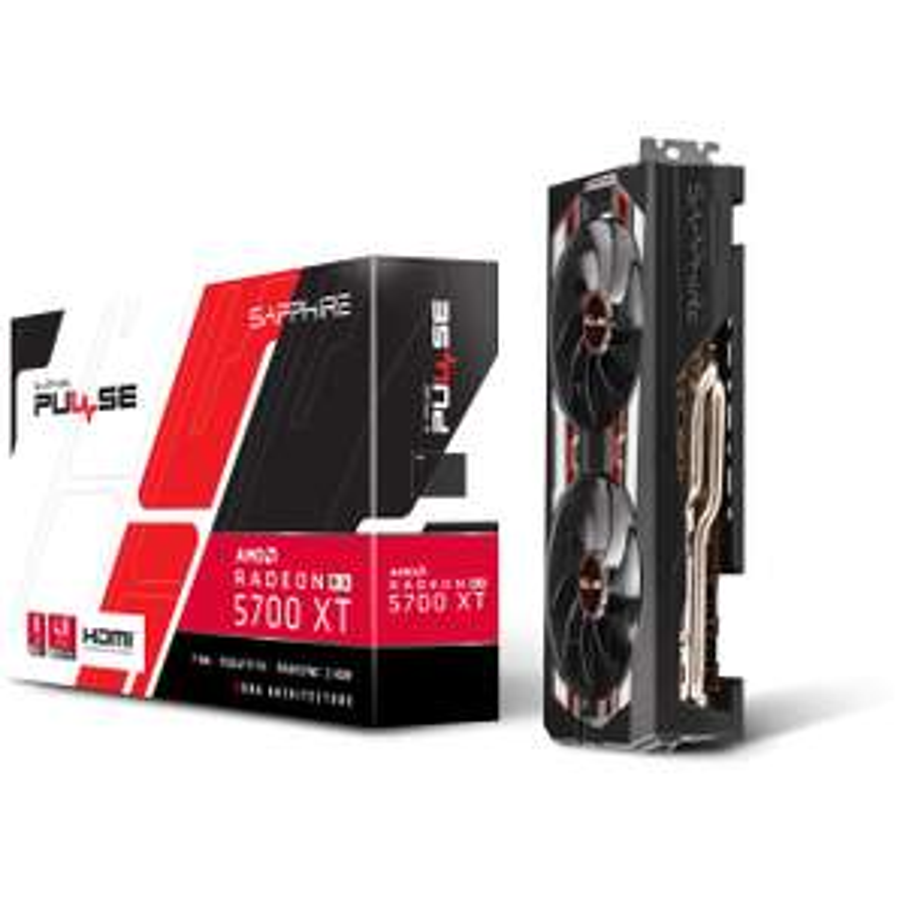 [Mindfactory] Sapphire Pulse Radeon RX 5700 XT 8GB | Grafikkarte