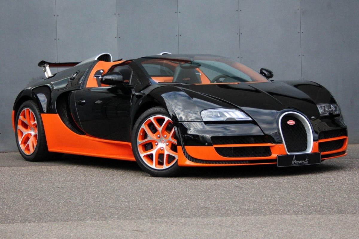 Leihen statt kaufen Bugatti Veyron 1200 PS / Leistung 408 km/h Jubiläums-Special 14.999.-€/p.j.