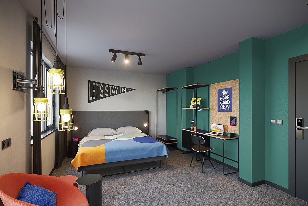 [Wien] The Student Hotel - Ab 7 Nächte 33€ / Nacht
