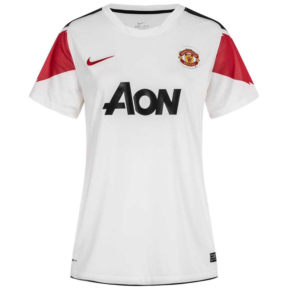 Nike Manchester United FC Damen Auswärts-Trikot für 3,33€ + 3,95€ VSK (Größe S + M) [SportSpar]