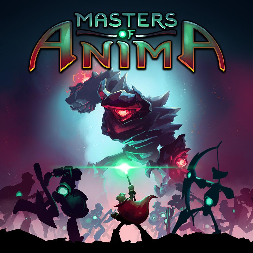 Masters Of Anima (Switch) für 2,99€ oder für 2,40€ ZAF (eShop)
