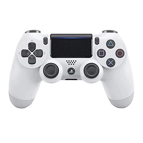 Sony PlayStation 4 DualShock 4 Wireless Controller V2 (Glacier White) für 42,97€ (Amazon FR)