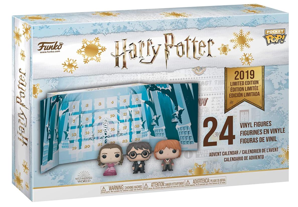 Harry Potter - Funko Pocket Pop Adventskalender 2019