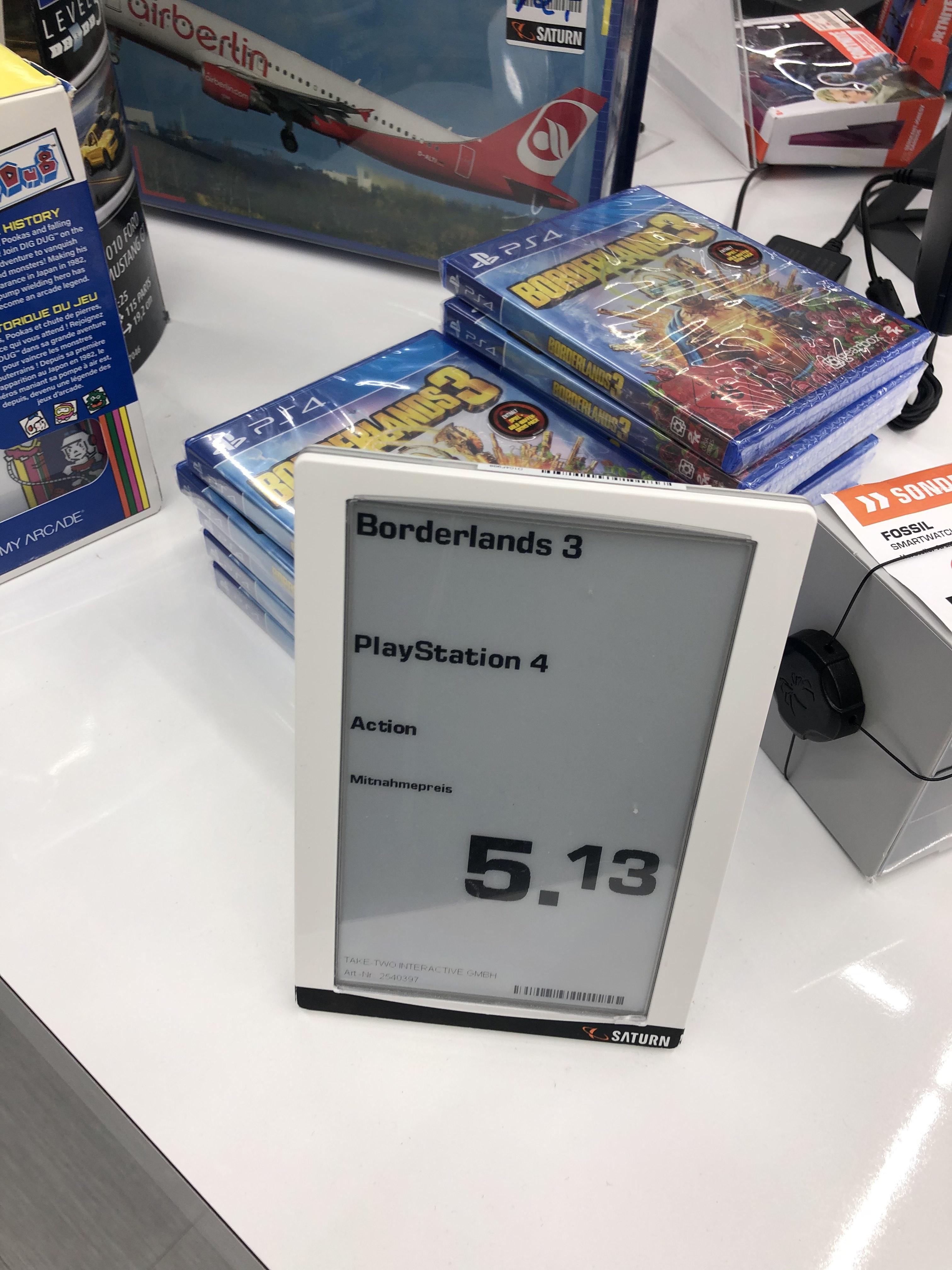 Borderlands 3 (Lokal Braunschweig) PS4 Spiel