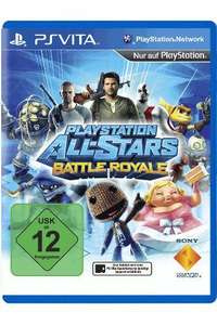 Playstation AllStars Battle Royale All-Stars PSVita PS Vita Neu für 19.99 Euro @Ebay